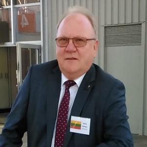 Dalius Ablingis CEO