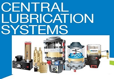 BEKA central lubrication