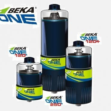 BEKAONE single point lubrication